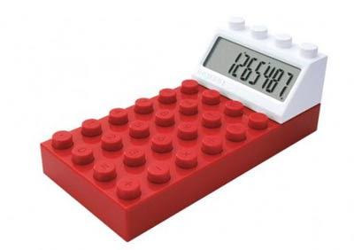 calculadora feita de lego