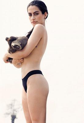 fotos Cleo Pires nua Playboy
