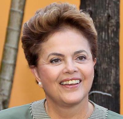 candidata Dilma Rousseff