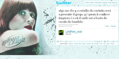 Rita Lee no Twitter