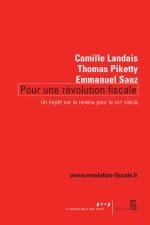 Vue du livre de  Piketty