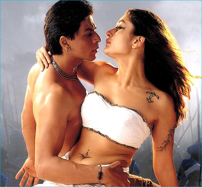 Bollywood Actress Kareena Kapoor Tattoos
