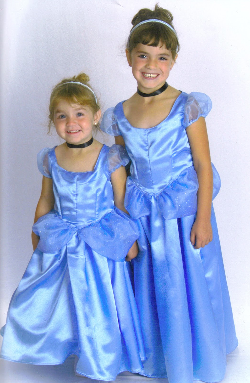 Cinderella Gowns for Girls