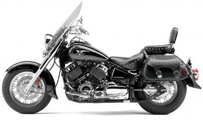 Yamaha V-Star 650 Silverado