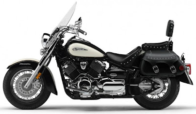 Yamaha V-Star 1100 Silverado