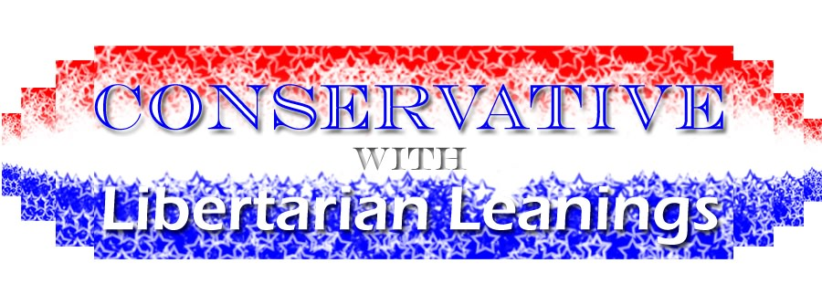Conservative with Libertarian Leanings