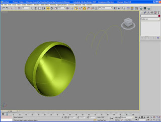 how to make a bspline surface in microstation