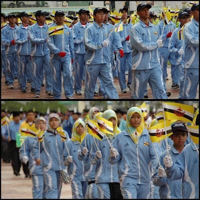 Sports School, Brunei: 26th Brunei National Day Celebration