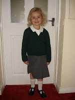Top Ender on 1st Day at School 2008