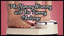 the Yummy Mummy with No Tummy Challenge