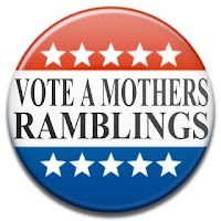 Vote A Mothers Ramblings