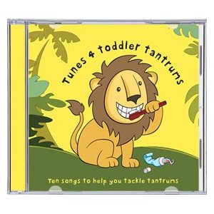 Tunes 4 Toddlers Tantrums CD