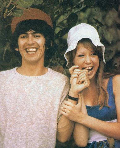 Clapton'ın Pattie'si olmak ya da Harrison'ın Pattie'si olmak. İşte bütün mesele bu.