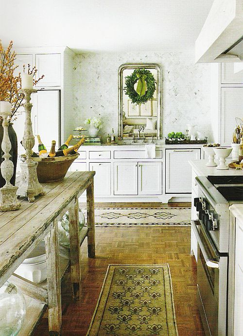 A New Kitchen With A Vintage Look The Designer Insider