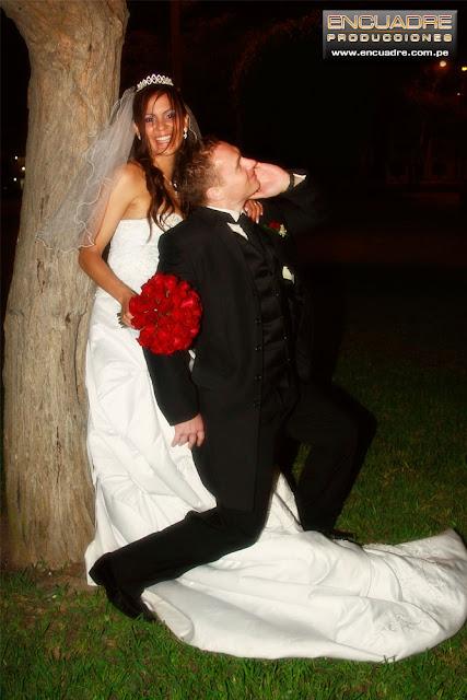 foto boda matrimonio la molina peru