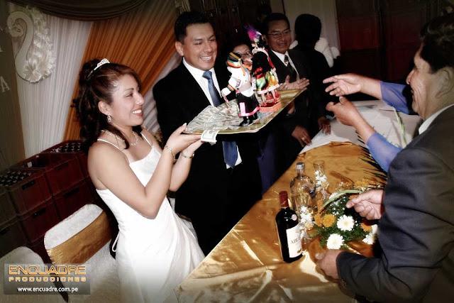 Foto novios boda Huancayo Perú