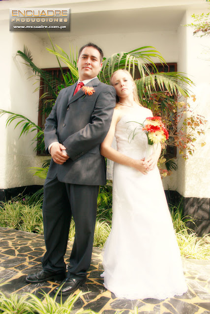 foto boda novios paseo chorrillos lima peru