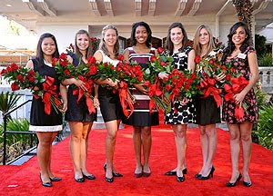 Girl Scouts on the 2011 Tournament of Roses Royal Court!