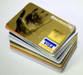 Tarjetas de crédito y debito