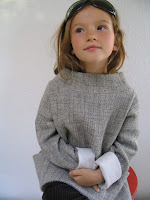 le bouton catalog: ३ Pocket Wool Pull - sold out :  wool women children collar