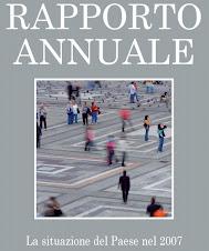 ISTAT: rapporto 2007