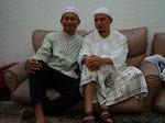 Silaturahmi di rumahnya Ust.Arifin Ilham
