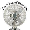 I have a fan!!