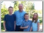 Steve Fast and Kids (Terri missing)