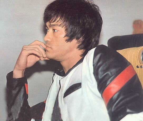 Photograph's And Wallpaper: Rare Photo's Of Bruce-Lee