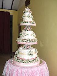 Wedding Cake Structures Sri Lanka