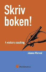 """Skriv boken! 4 veckors coaching"" av Johanna Wistrand"