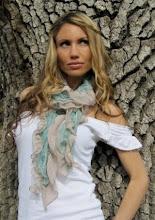 Utlottning Bellarina Summer Truffles scarf!