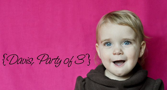 Davis, Party of 3