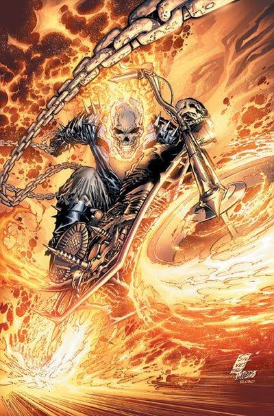 Marc Silvestri, Ghost Rider