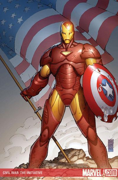 Marc Silvestri, Iron Man 2