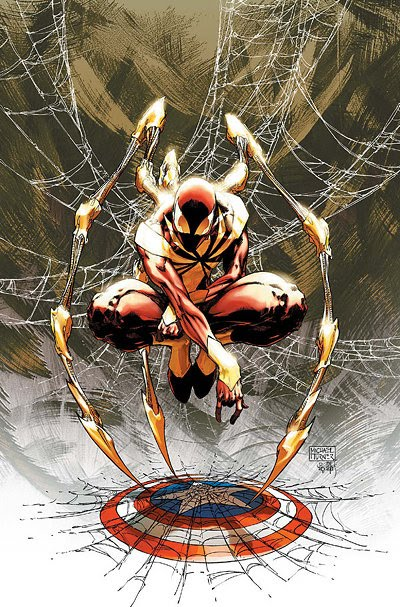 Michael Turner, Iron Spider-man