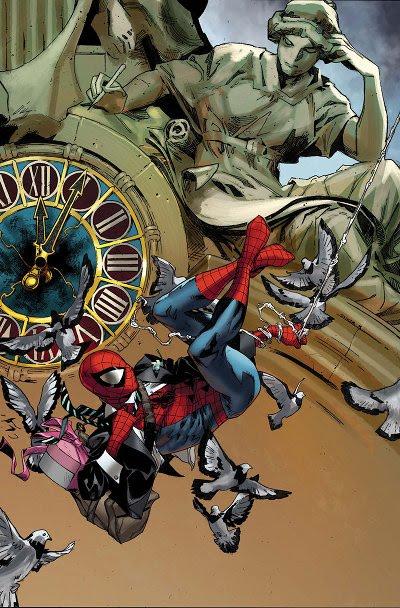 Olivier Coipel, Spider-Man