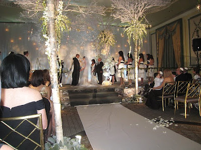 Hayley and Shawn 39s Winter Wonderland Wedding
