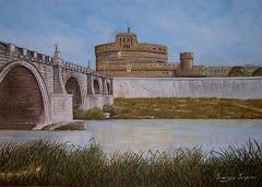 Γέφυρα των Αγγέλων, Ρώμη