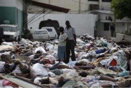 Terremoto deixa muitos mortos no Haiti