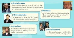 Políticos e o Twitter