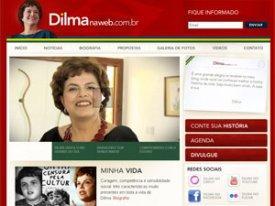 Dilma na Web