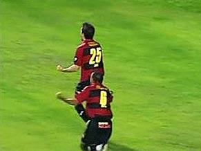 Sport vence o LDU pela Taça Libertdores 2009