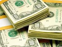 Dinheiro, muito dinheiro!