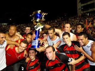 Sport é o campeão pernambucano da temporada 2009
