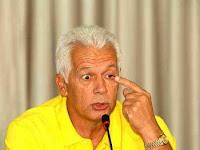 O sempre polêmico e problemático técnico Emerson Leão