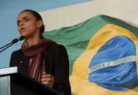 Marina Silva pode ser candidata a presidenta pelo PV