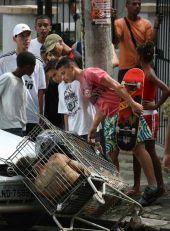 A escalada de violência no Rio