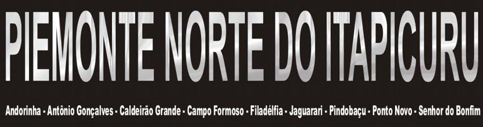 PIEMONTE NORTE DO ITAPICURU