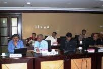 Seminar di DPD Senayan